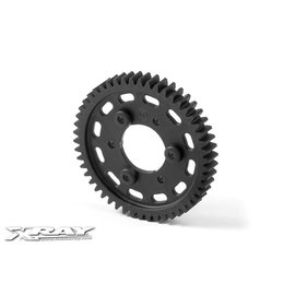 Xray XRA345550  Composite 2-Speed Gear 50T (1st)