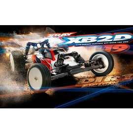 Xray XRA320005  XB2 '19 Dirt Edit 2WD 1/10 Electric Off-Road