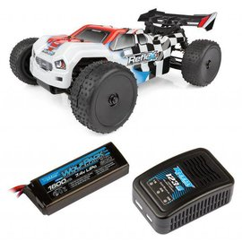 Team Associated ASC20176C  Reflex 14T Truggy Ready-to-Run Combo