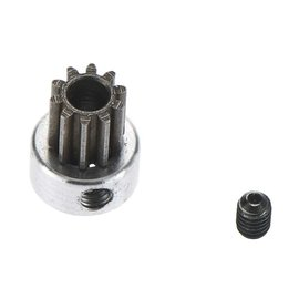 "Robinson Racing RRP1410  48P X-Hard Wide 10T Tooth Pinion Gear w/ Collar 1/8"" or 3.17mm Bore"