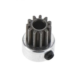 "Robinson Racing RRP1411  48P X-Hard Wide 11T Tooth Pinion Gear w/ Collar 1/8"" or 3.17mm Bore"