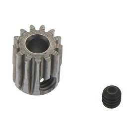 "Robinson Racing RRP1413  48P X-Hard Wide 13T Tooth Pinion Gear w/ Collar 1/8"" or 3.17mm Bore"