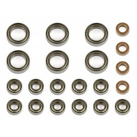 Team Associated ASC21512  Reflex Bearing Set  14B 14T