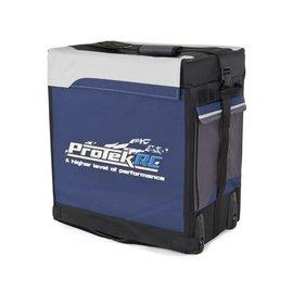 Protek RC PTK-8000  ProTek RC P-8 1/8 Buggy Super Hauler Bag (Plastic Inner Boxes)