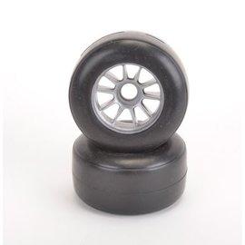 Schumacher XG-573  Shimizu F1 Front Tyre Med - Pre-Glued - pr