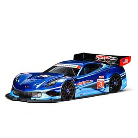 Protoform PRM1551-40 Chevy Corvette C7.R Clear Body 1/8 GT