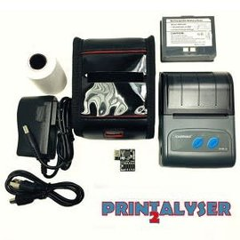 Trinity TEP20516  Printalyser 2 Bluetooth Printer System For Motorlyser
