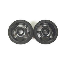 BSR BSRF1233 1/12  Purple Front Foam Tires (2)