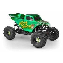 J Concepts JCO0346  King Sling - Mega Truck Body w/ Scoop and Spoiler