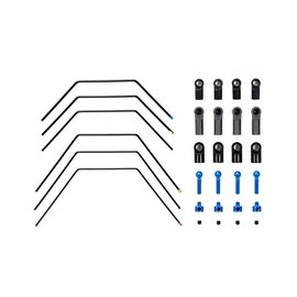 Tamiya TAM42281  TRF418 Stabilizer Set (Front and Rear)