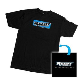 Team Associated ASCSP140L  Reedy 2017 Heritage Large T-Shirt (Black)