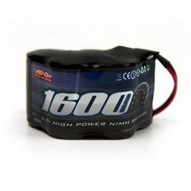 Venom Racing VNR1504L LEGACY 6V 1600mAh NiMH Hump Receiver Pack