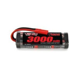 Venom Racing VNR1539HXT4  3000mAh 6 Cell NiMH Battery with HXT 4.0mm Plug