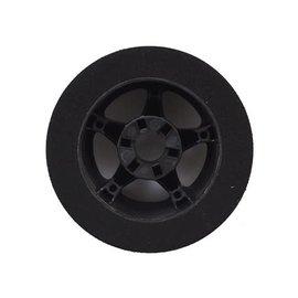 Contact RC Racing Tyres CONJ83707  Contact 1/8 Nitro 37 Shore Foam Rear Tires Black w/5 Spoke Rim (2)