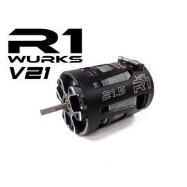 R1wurks R1-020011  R1 Wurks 21.5T Brushless Motor V21