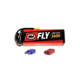 Venom Racing VNR25017  30C 5S 3600mAh 18.5V LiPO Battery - UNI 2.0 Plug