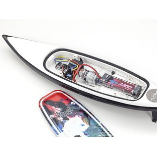 Kyosho KYO40108B   RC Surfer 3 Readyset, Lost Surfboards Edition
