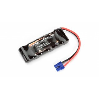 Dynamite DYN1471  1750mAh 7.2V NiMH 6C Flat Battery EC3: Mini