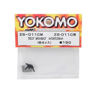 Yokomo YOKZS-011CM Clamp Type Wheel Hub Maintenance Kit