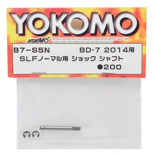 Yokomo YOKB7-S5N  SLF Standard Shock Shaft (1)