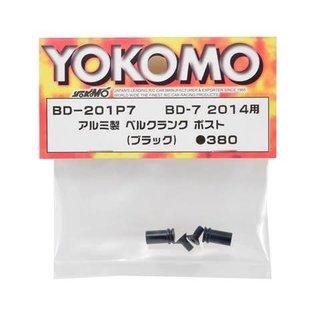 Yokomo YOKBD-201P7  Bellcrank Post Set