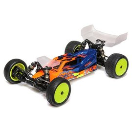 TLR / Team Losi TLR03016  22 5.0 DC Race Kit: 1/10 2WD Buggy Dirt/Clay