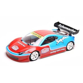 Schumacher G902  SupaStox GT12 Body - Type F