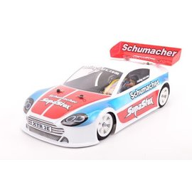 Schumacher G898  SupaStox GT12 Body - Type AM