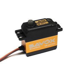 Savox SAVSB2273SG  High Voltage Brushless Digital Servo 0.095/388.8 @ 7.4V