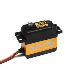 Savox SAVSB2274SG  High Voltage Brushless Digital Servo 0.080/347.2 @ 7.4V