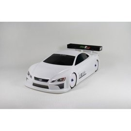 Mon-Tech Racing MB-016-004  IS-200 Body 190mm Clear