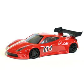 Phat Bodies GTF  1:12 Lightweight GT12 bodyshell for Schumacher Atom Zen or Mardave