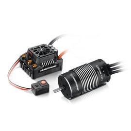 Hobbywing HWI38010400  Hobbywing EZRun Max8 Waterproof Brushless ESC/Motor Combo (2200kV)