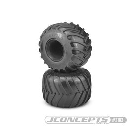 J Concepts JCO3183-01  Golden Years - Monster Truck Tire - Blue Compound