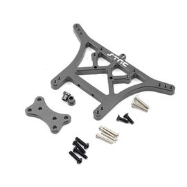STRC SPTST3638GM  ST Racing Concepts 6mm Heavy Duty Rear Shock Tower (Gun Metal)