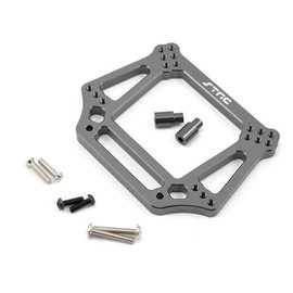 STRC SPTST3639GM  ST Racing Concepts 6mm Heavy Duty Front Shock Tower (Gun Metal)