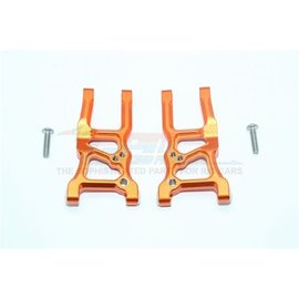 GPM Racing Products GT055-O  Traxxas 4-Tec 2.0 Orange Aluminum Front Suspension Arms