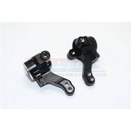 GPM Racing Products GT021-BK  Traxxas 4-Tec 2.0 Black Aluminum Front Knuckle Arm