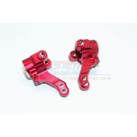 GPM Racing Products GT021-R  Traxxas 4-Tec 2.0 Red Aluminum Front Knuckle Arm