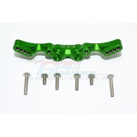 GPM Racing Products GT030-G  Traxxas 4-Tec 2.0 Green Aluminum Rear Shock Tower
