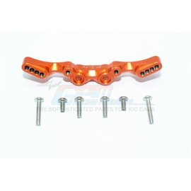 GPM Racing Products GT030-O  Traxxas 4-Tec 2.0 Orange Aluminum Rear Shock Tower
