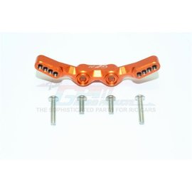 GPM Racing Products GT028-O  Traxxas 4-Tec 2.0 Orange Aluminum Front Shock Towers