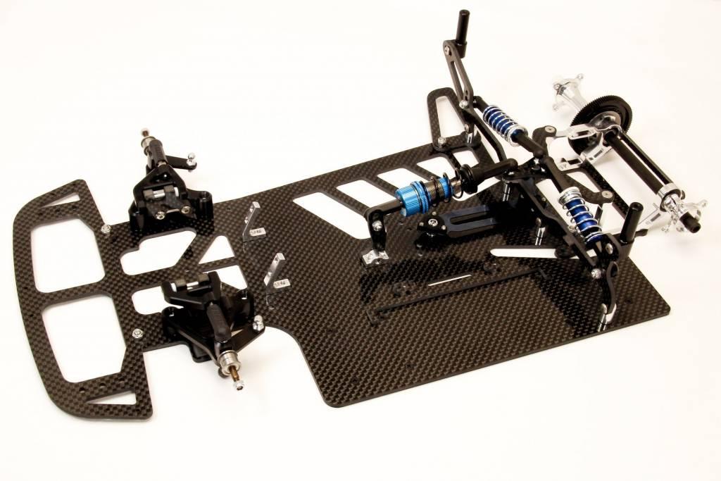 KSG2400 SCX-3 1/10 Oval Pan Car Kit