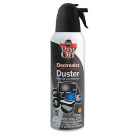 Michaels RC Hobbies Products DPSXL4  Dust-Off Electronic Duster Compressed-Air Dust and Lint Remover