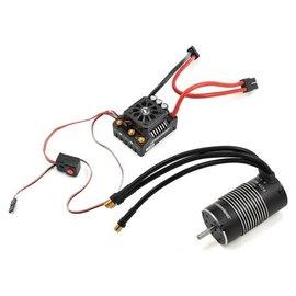 Hobbywing HWI38010401  EZRun Max8 Waterproof Brushless ESC/Motor Combo (2200kV)