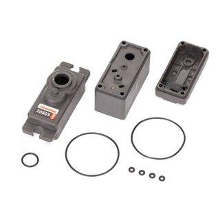 Traxxas TRA2081X Servo case/ gaskets (for 2080X metal gear, micro, waterproof servo)
