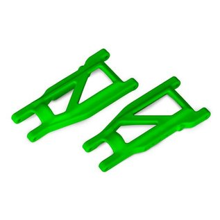 Traxxas TRA3655G   Suspension arms, green, front/rear (left & right) (2)