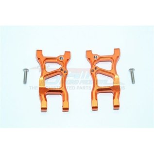 GPM Racing Products GT056-OR  Orange Aluminum Rear Suspension Arms