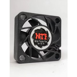 WTF - Wild Turbo Fan WTF3012BH9B  30mm x 12mm Blow Harder High Speed Cooling Fan