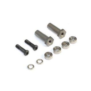 TLR / Team Losi TLR231078  Steering Hardware Set: 22 5.0